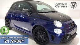 ABARTH 500 595C 1.4T-Jet Monster Energy Yamaha 121kW