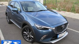 MAZDA CX-3 2.0 Luxury 2WD Aut. 120
