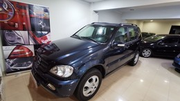 MERCEDES-BENZ Clase M ML 320 Aut.