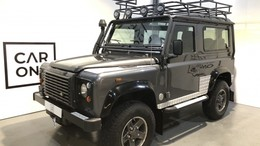 LAND-ROVER Defender 90TDI Tomb Rider