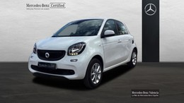 SMART Forfour EQ