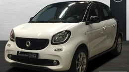 SMART Forfour electric drive / EQ passion