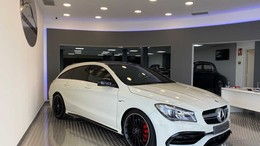 MERCEDES-BENZ Clase CLA Shooting Brake 45 AMG 4Matic 7G-DCT