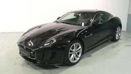 JAGUAR F-Type Coupé 3.0 V6 S AWD Aut. 380
