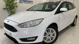 FORD Focus  Sb. 1.5TDCi Trend+ 120 desde 140 euros/mes