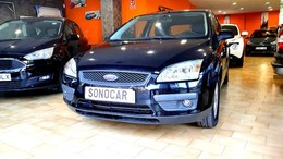 FORD Focus  1.6TDCI Trend, CLIMA DIGITAL GARANTIA TOTAL