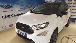 FORD EcoSport  1.5 TDCi EcoBlue 73kW S&S ST Line