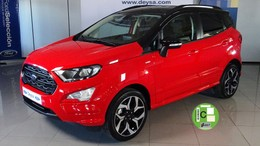 FORD EcoSport 1.5TDCi ST Line 100
