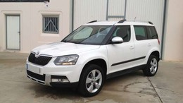 SKODA Yeti Outdoor 1.2 TSI Active 4x2