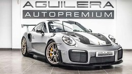 PORSCHE 911  GT2 RS WEISSACH--IVA DEDUCIBLE