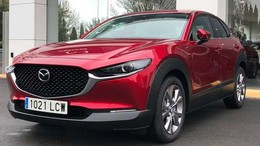 MAZDA CX-30  2.0 Skyactiv-X Zenith White Safety 2WD 132kW