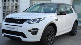 LAND-ROVER Discovery Sport  2.0TD4 SE 4x4 Aut. 150 Extreme Edition