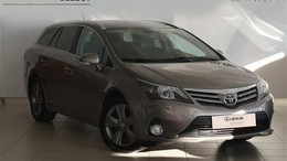 TOYOTA Avensis CS 150D Advance