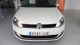 VOLKSWAGEN Golf 1.6TDI CR BMT Advance DSG 110