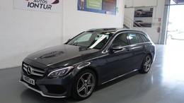 MERCEDES-BENZ Clase C Est. 220CDI BE Avantgarde Edition 7GPlus