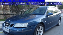 SAAB 9-3 Sport Hatch 1.9TID Vector 150