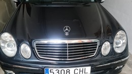 MERCEDES-BENZ Clase E Familiar 500 Aut.