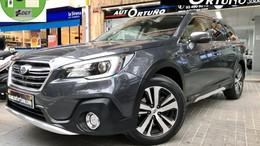 SUBARU Outback 2.5i Executive Plus CVT