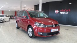VOLKSWAGEN Touran 1.6TDI Advance BMT DSG 105