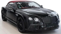 BENTLEY Continental W12 GT Convertible Speed 635
