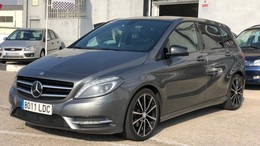 MERCEDES-BENZ Clase B 200CDI BE (4.75)