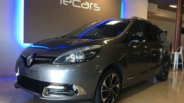RENAULT Scénic Grand 1.5dCi Energy Bose 7pl.