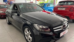 MERCEDES-BENZ Clase C 220CDI BE