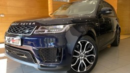 LAND-ROVER Range Rover Sport RR 2.0 Si4 PHEV HSE Dynamic 404