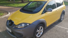SEAT Altea Freetrack 2.0TDI 140 2WD