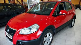 FIAT Sedici 1.9Mjt Emotion 4x4