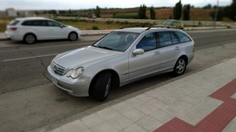 MERCEDES-BENZ Clase C Familiar 270 CDI Avantgarde