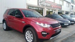 LAND-ROVER Discovery Sport 2.0TD4 HSE 7pl. 4x4 Aut. 180