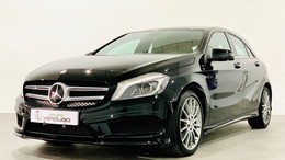 MERCEDES-BENZ Clase A 180CDI BE AMG Line 7G-DCT