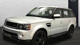 LAND-ROVER Range Rover Sport 5.0 V8 Supercharged Aut.