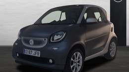 SMART Fortwo coupe Basis Coupe passion