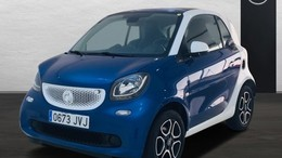 SMART Fortwo coupe Basis Coupe prime