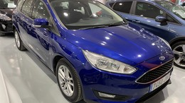 FORD Focus Familiar 120cv Manual de 5 Puertas