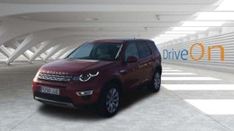 LAND-ROVER Discovery Sport 2.2SD4 HSE Luxury 7pl. 4x4 190