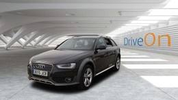 AUDI A4 Allroad Familiar 224cv Manual de 5 Puertas