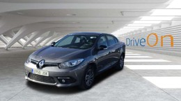 RENAULT Fluence Berlina 110cv Manual de 4 Puertas