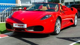 FERRARI F430  Spider F1 *VERY LOW KM!*