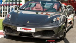 FERRARI F430  Spider *MOST ELEGANT COMBINATION*