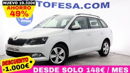 SKODA Fabia 1.4 TDI 90cv Like 5p # IVA DEDUCIBLE