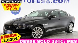 JAGUAR XE  2.0 D 180cv Pure 4p Auto # IVA DEDUCIBLE,GPS