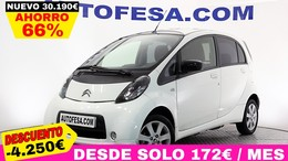 CITROEN C-Zero Electric 56cv 5p Auto # BLUETOOTH, LIBRO REVISION