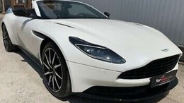 ASTON MARTIN DB11  4.0 V8 Volante *ONLY 3.850 Kms*
