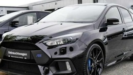 FORD Focus  RS *PERFORMANCE PAKET 2/NAVY/SOUND*