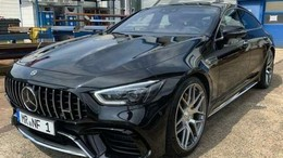 MERCEDES-BENZ AMG GT  Coupe 63 S 4M *HARMAN/KLIMA/COMAND*