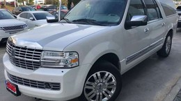 Lincoln NAVIGATOR 5.4 *Fond Entertainment/8 Plazas*