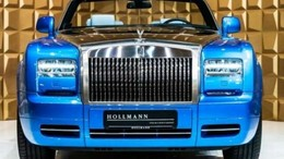 ROLLS-ROYCE Phantom  Drophead Coupé 6.7 V12 *Waterspeed Collection*